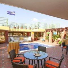 Отель Florencia Plaza Hotel Гондурас, Тегусигальпа - отзывы, цены и фото номеров - забронировать отель Florencia Plaza Hotel онлайн бассейн фото 2