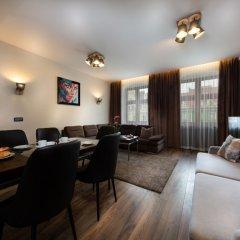 Отель Aparthotel New Lux Вроцлав комната для гостей фото 5