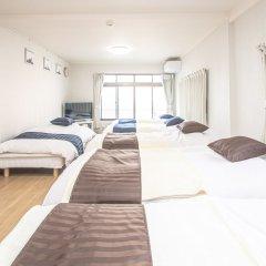 Отель AMP FLAT Kego Фукуока спа