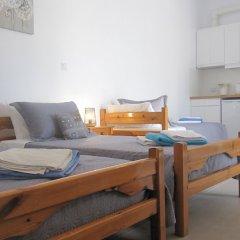 Отель Villa Gambas Греция, Остров Санторини - отзывы, цены и фото номеров - забронировать отель Villa Gambas онлайн комната для гостей фото 3