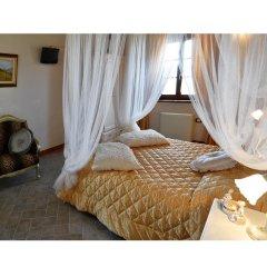 Отель Antico Casale Италия, Сан-Джиминьяно - отзывы, цены и фото номеров - забронировать отель Antico Casale онлайн комната для гостей фото 4