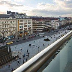 Отель Occidental Praha Wilson балкон