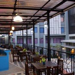 Отель Dinar Lodge пляж Банг-Тао питание фото 2