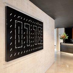 Gran Hotel Domine Bilbao интерьер отеля