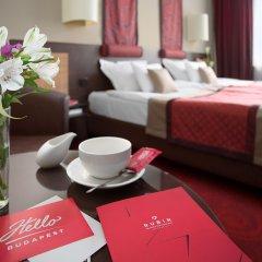 Rubin Wellness & Conference Hotel в номере