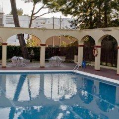 Отель Canal Olímpic Испания, Кастельдефельс - 7 отзывов об отеле, цены и фото номеров - забронировать отель Canal Olímpic онлайн бассейн фото 3