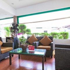Отель ZEN Premium Chaloemprakiat Patong гостиничный бар