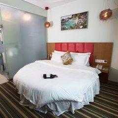 Отель Shanshui Trends North Huaqiang Шэньчжэнь комната для гостей фото 4
