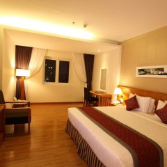 Saigon Hotel комната для гостей фото 4
