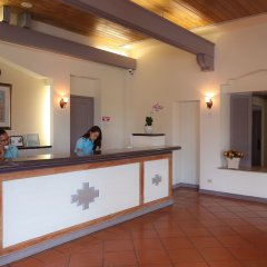 Отель Santa Fe Hotel США, Тамунинг - 4 отзыва об отеле, цены и фото номеров - забронировать отель Santa Fe Hotel онлайн интерьер отеля фото 2