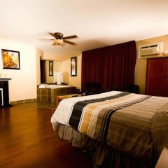 Отель Motel Montcalm Канада, Гатино - отзывы, цены и фото номеров - забронировать отель Motel Montcalm онлайн комната для гостей фото 3