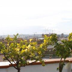 Отель Gallia Италия, Рим - 7 отзывов об отеле, цены и фото номеров - забронировать отель Gallia онлайн балкон