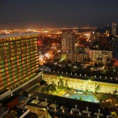 El Cid Castilla Beach Hotel балкон