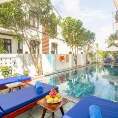 Отель Summer Holiday Villa Вьетнам, Хойан - отзывы, цены и фото номеров - забронировать отель Summer Holiday Villa онлайн бассейн фото 2