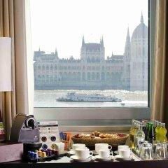 Отель Novotel Budapest Danube питание