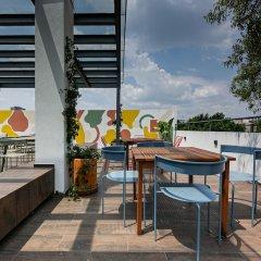 Апартаменты Cute Studio on top Floor in Condesa Мехико фото 17