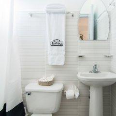 Отель Batey Hotel Boutique Доминикана, Бока Чика - отзывы, цены и фото номеров - забронировать отель Batey Hotel Boutique онлайн ванная