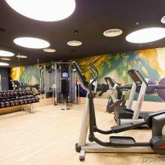 Отель Scandic Emporio Гамбург фитнесс-зал