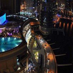 Отель The Address Dubai Marina Дубай развлечения