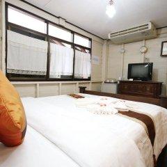 Отель Bangphlat Resort Бангкок комната для гостей фото 4