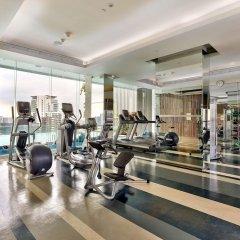 Отель Hilton Sukhumvit Bangkok Таиланд, Бангкок - отзывы, цены и фото номеров - забронировать отель Hilton Sukhumvit Bangkok онлайн фитнесс-зал фото 3