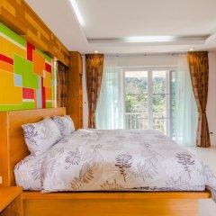 Отель Chalong Hill Tropical Garden Homes Пхукет комната для гостей фото 5