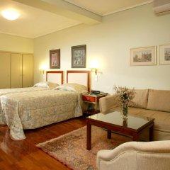 Отель Ilisia комната для гостей