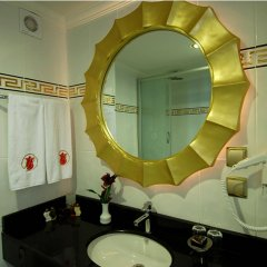 Bilem High Class Hotel Турция, Анталья - 2 отзыва об отеле, цены и фото номеров - забронировать отель Bilem High Class Hotel онлайн ванная