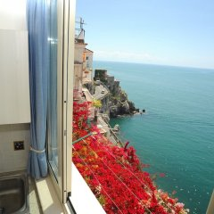 Отель Blu Rose балкон