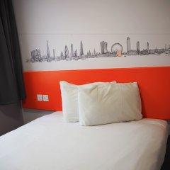 Отель easyHotel London Croydon Великобритания, Лондон - отзывы, цены и фото номеров - забронировать отель easyHotel London Croydon онлайн комната для гостей фото 5
