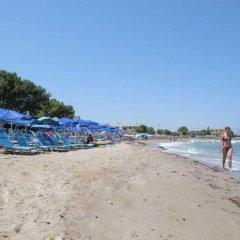 Tsalos Beach Hotel пляж фото 2