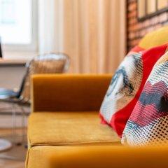 Отель Zielna City Center Польша, Варшава - отзывы, цены и фото номеров - забронировать отель Zielna City Center онлайн интерьер отеля фото 3