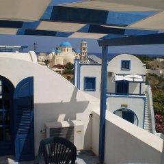 Отель Roula Villa Греция, Остров Санторини - отзывы, цены и фото номеров - забронировать отель Roula Villa онлайн балкон