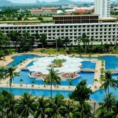Отель Ambassador City Jomtien Pattaya (Marina Tower Wing) бассейн фото 3