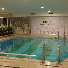 Kndf Marine Otel Турция, Стамбул - отзывы, цены и фото номеров - забронировать отель Kndf Marine Otel онлайн бассейн