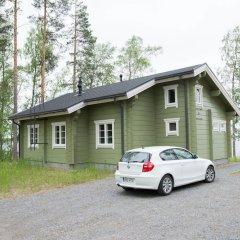 Отель SResort Sauna Villas Финляндия, Лаппеэнранта - отзывы, цены и фото номеров - забронировать отель SResort Sauna Villas онлайн парковка