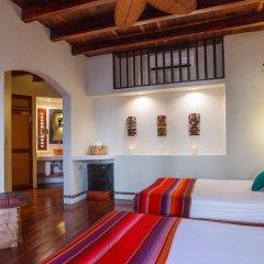 Отель Villas HM Paraíso del Mar Мексика, Остров Ольбокс - отзывы, цены и фото номеров - забронировать отель Villas HM Paraíso del Mar онлайн комната для гостей