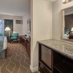 Отель Americana Hotel США, Арлингтон - отзывы, цены и фото номеров - забронировать отель Americana Hotel онлайн удобства в номере фото 2