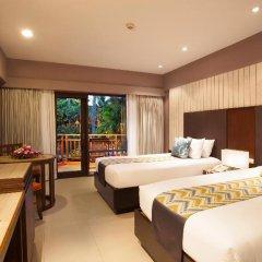 Patong Merlin Hotel 4* Стандартный номер с различными типами кроватей фото 3
