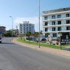 Bianco Hotel Ксамил городской автобус