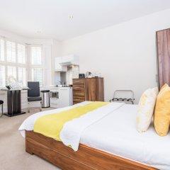 Отель LBS Victoria Великобритания, Лондон - отзывы, цены и фото номеров - забронировать отель LBS Victoria онлайн комната для гостей фото 3