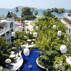 Отель Sunset Beach Resort пляж