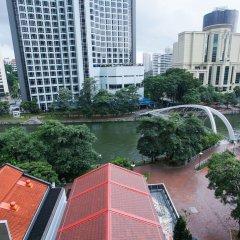 Отель M Social Singapore спа