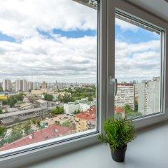 Апартаменты Ag Apartment On Tamojennii Proezd Москва комната для гостей фото 4