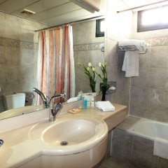 Отель Prima Kings Иерусалим ванная фото 2