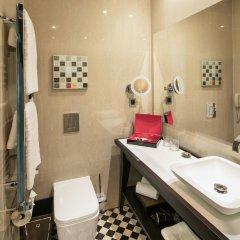 Отель Quentin Prague ванная фото 2