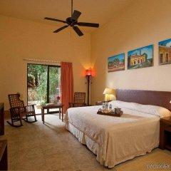 Отель Hacienda Misne комната для гостей
