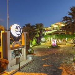 Venus Hotel - All Inclusive парковка
