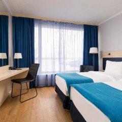 Гостиница Санкт-Петербург 4* Стандартный номер с 2 отдельными кроватями фото 4