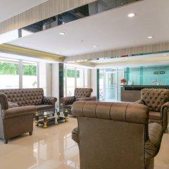 Отель NRC Residence Suvarnabhumi интерьер отеля